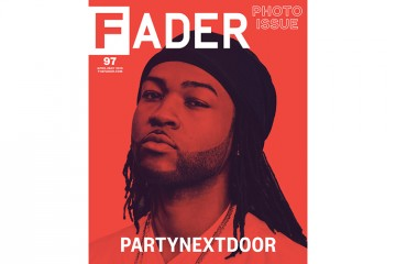 partynextdoor-the-fader-interview Cover