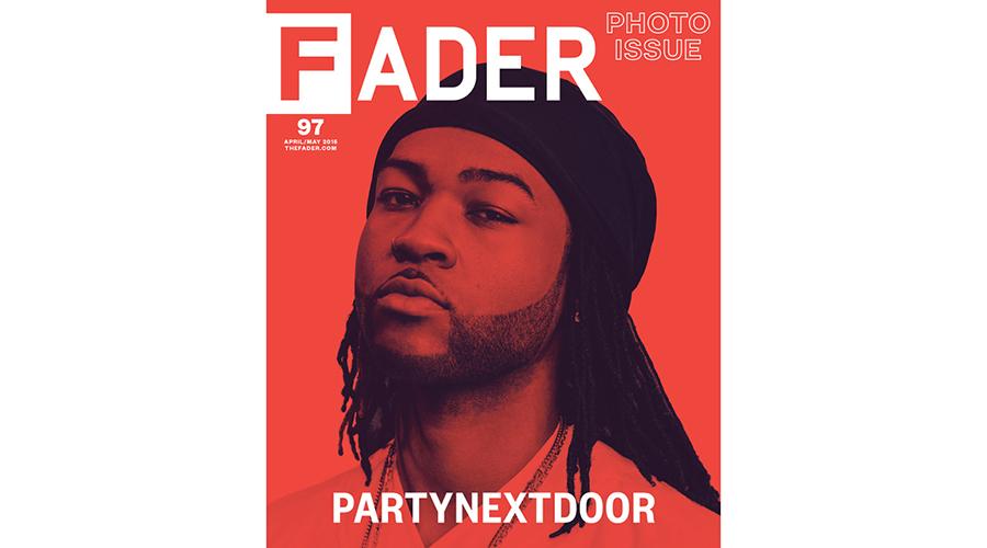 partynextdoor-the-fader-interview Cover