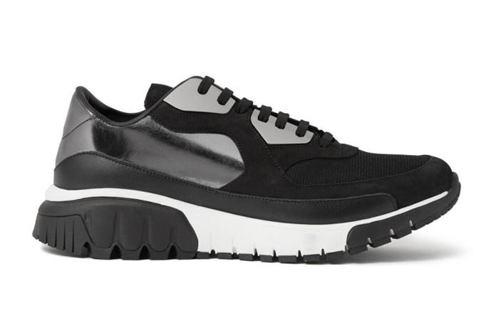 running sneakers - Black Neil Barrett aYmTMCdS