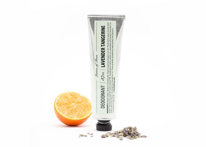 Leaves of Trees Lavender Tangerine Deodorant