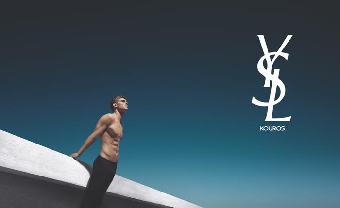 Yves-Saint-Laurent-Kouros-Silver-Fragrance-Campaign-Mias-van-der-Westhuyzen