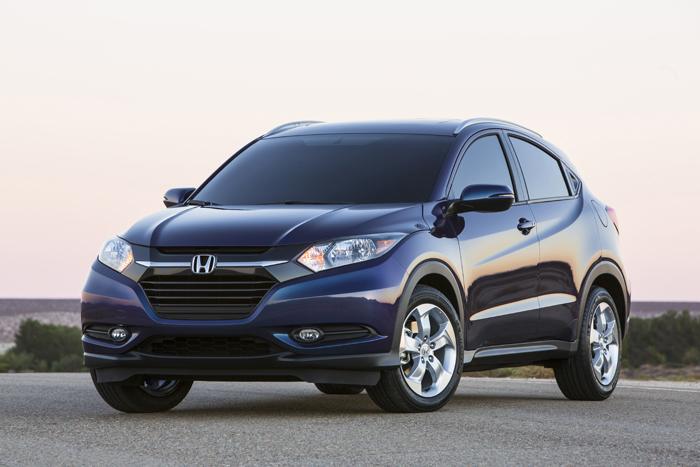 Introducing the 2016 Honda HR-V-2