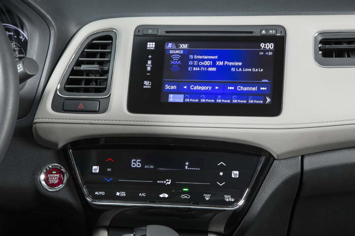 Introducing the 2016 Honda HR-V-4