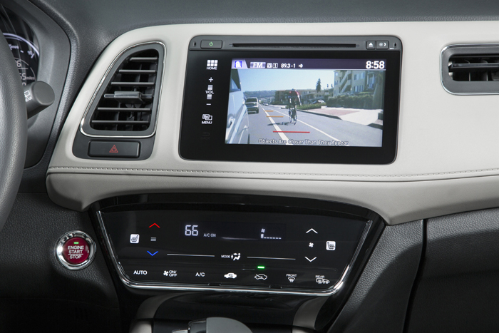 Introducing the 2016 Honda HR-V-5