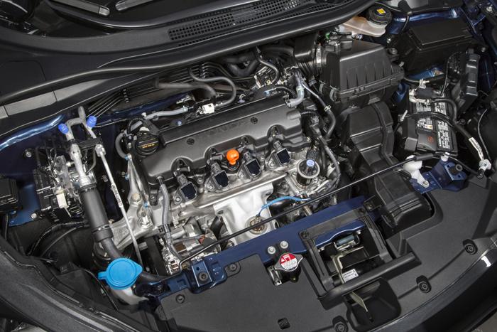 Introducing the 2016 Honda HR-V-engine