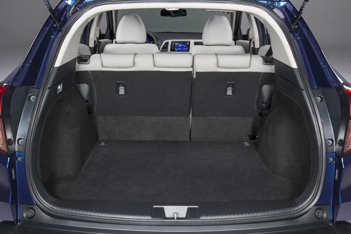 Introducing the 2016 Honda HR-V-trunk