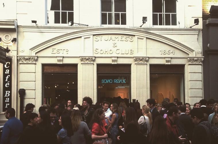Soho Revue Gallery London