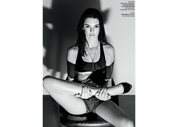 Kendall Jenner V Magazine Summer 2015-2