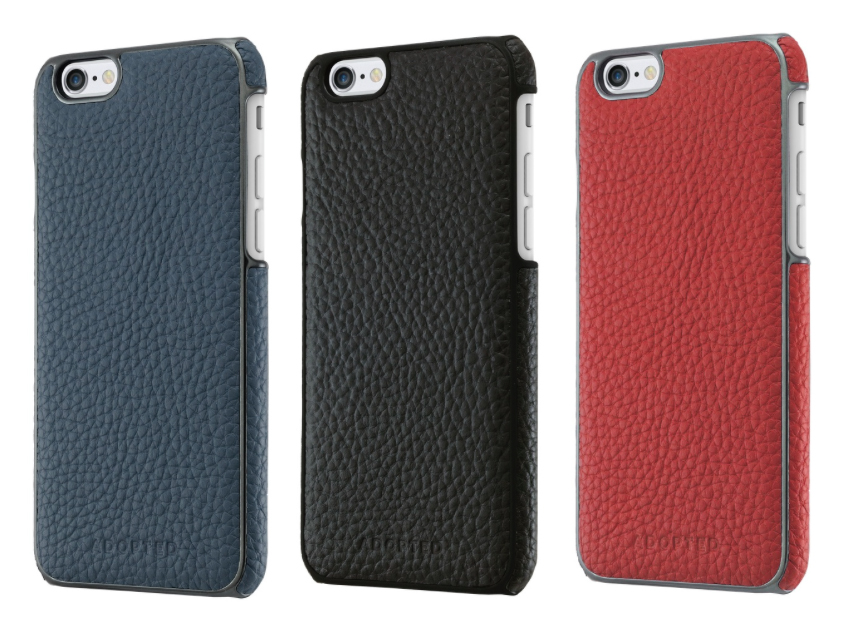 ADOPTED Leather Wrap Case