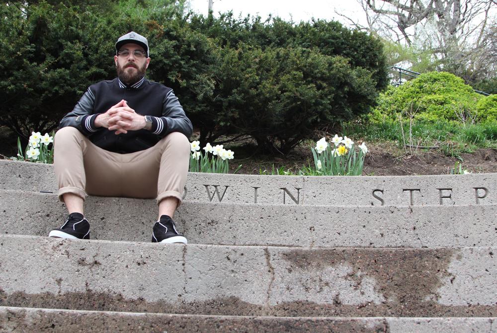Baldwin Steps - Sitting cool