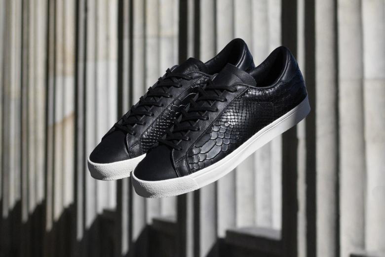 adidas Consortium Spring Summer 2015 Rod Laver Vintage Pack black