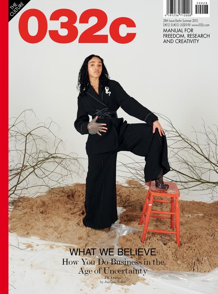 FKA twigs 032c Magazine