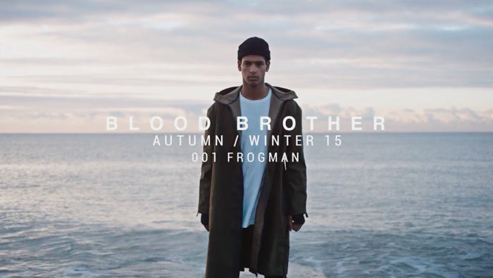 Blood Brother Fall Winter 2015 Frogman Video Lookbook