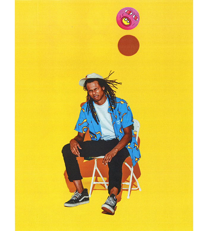 Golf Wang Spring Summer 2015 Lookbook-4