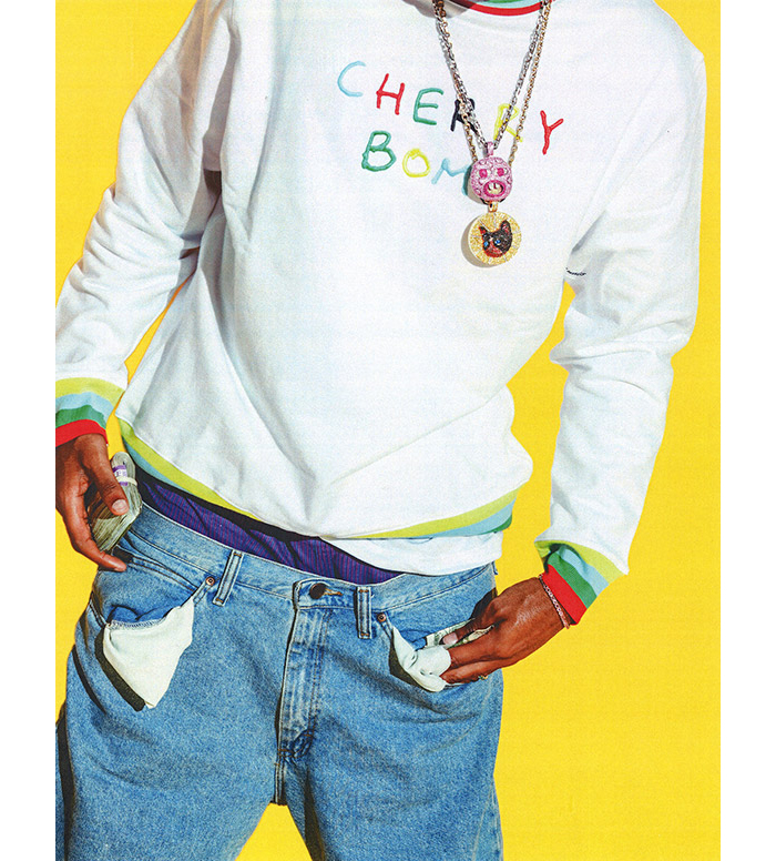 Golf Wang Spring Summer 2015 Lookbook-5