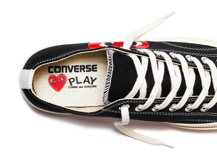 Converse x PLAY COMME des GARCONS Chuck Taylor All Star 70 Collection-4