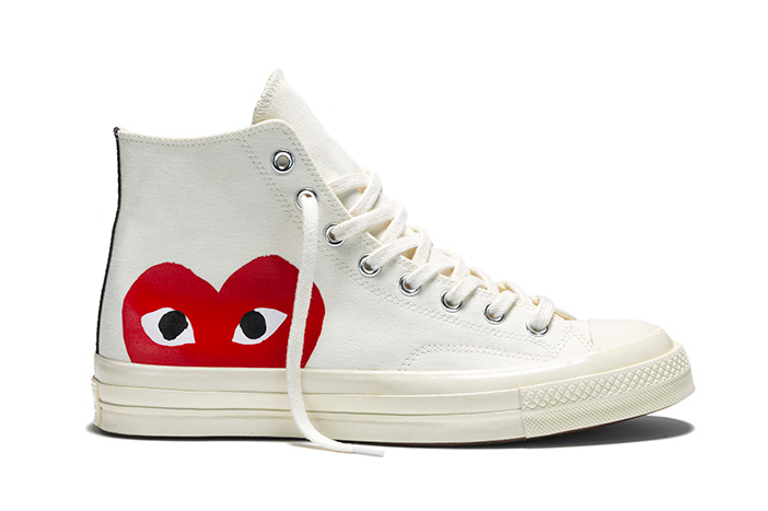 Converse x PLAY COMME des GARCONS Chuck Taylor All Star 70 Collection-5