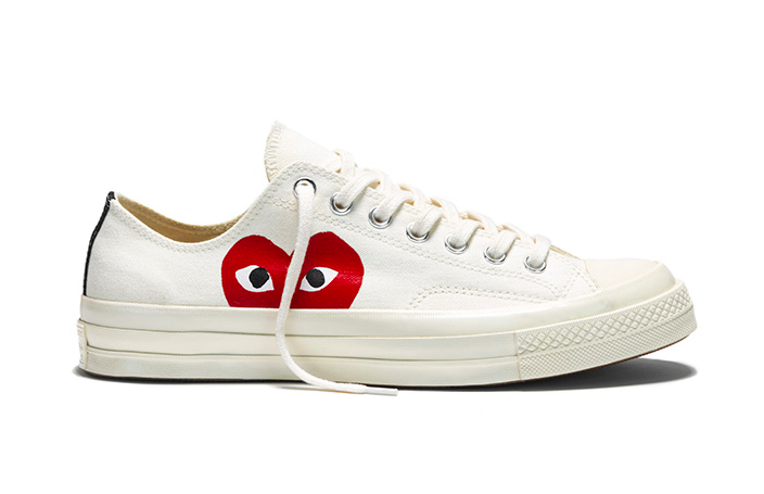 Converse x PLAY COMME des GARCONS Chuck Taylor All Star 70 Collection-6