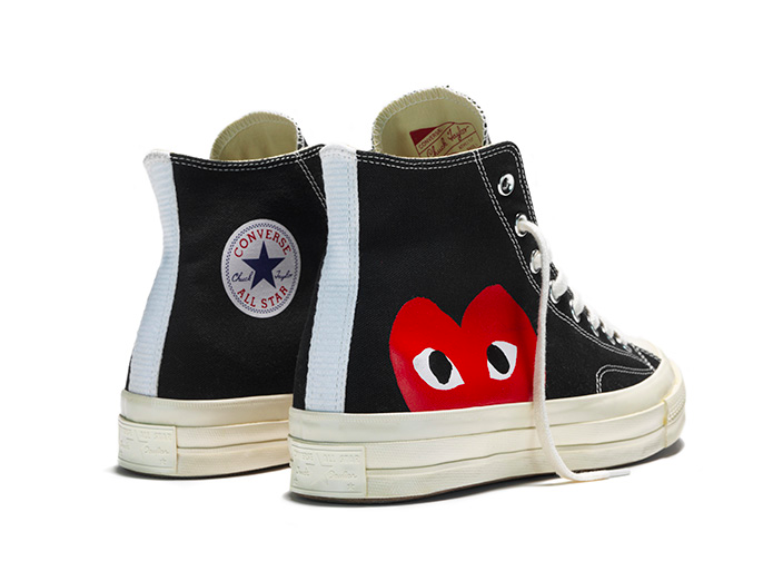 Converse x PLAY COMME des GARCONS Chuck Taylor All Star 70 Collection-7