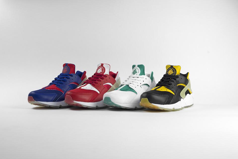 Nike Air Huarache City Pack