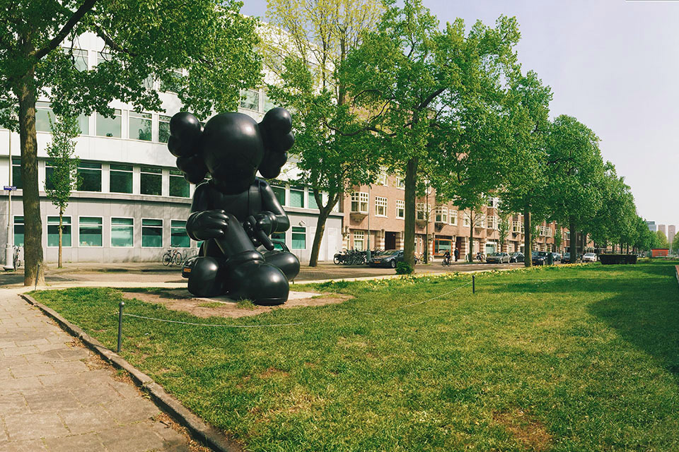 KAWS Companion Artzuid-3