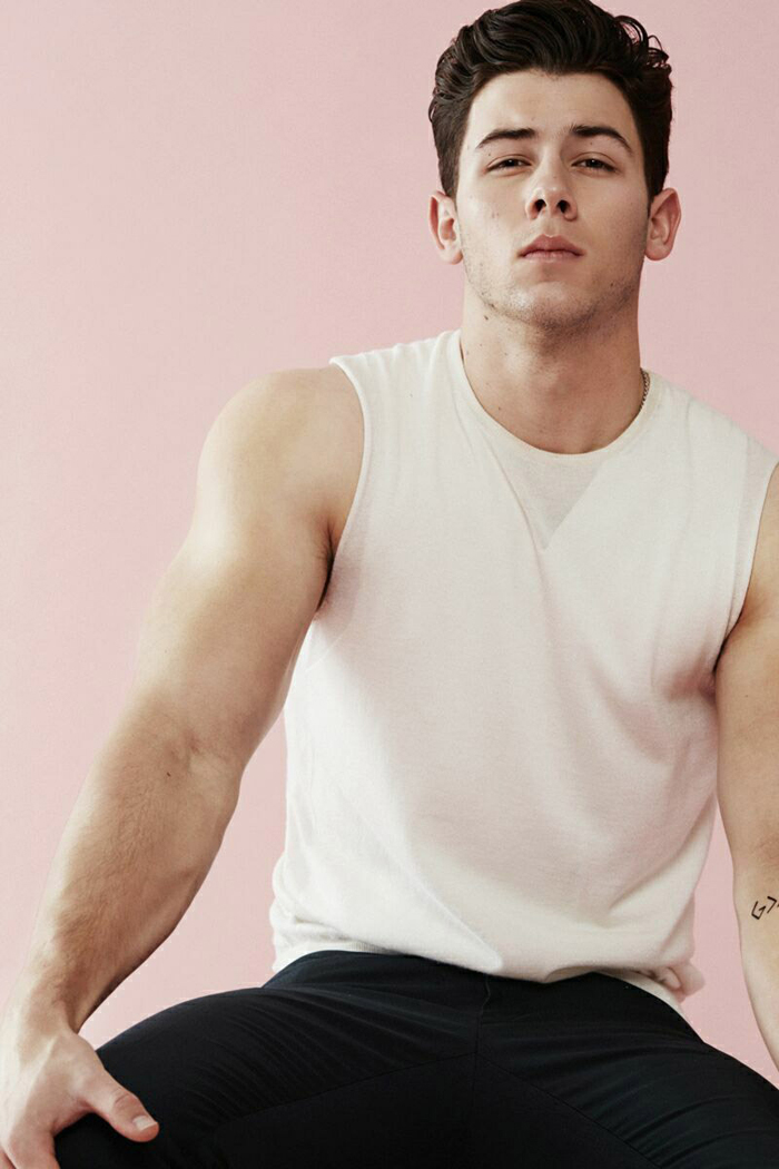 Nick Jonas for FHM China-3