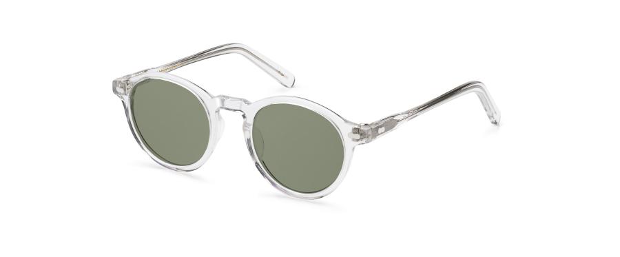 Moscot Miltzen Crystal Sunglasses