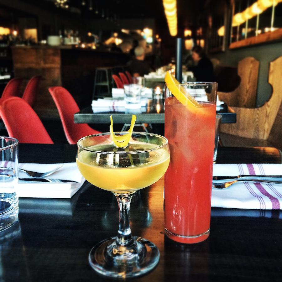 cocktails - porzia