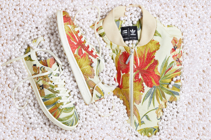 Pharrell Williams x adidas Originals SS 2015 Jacquard Pack-2
