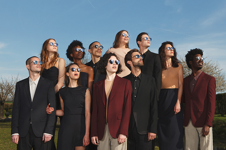 Maison Margiela x MYKITA 2015 Spring Summer Lookbook