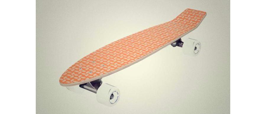 Daft Punk Skateboard-2