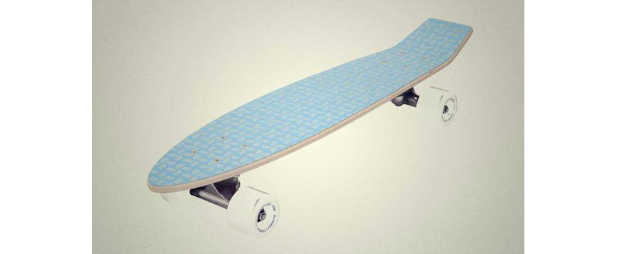 Daft Punk Skateboard
