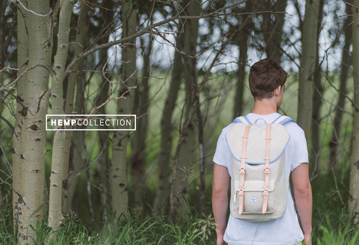 Herschel Supply Co. Summer 2015 Hemp Collection
