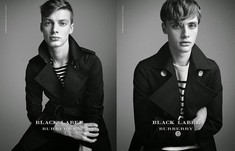 Burberry Black Label Spring Summer 2015 Campaign-2