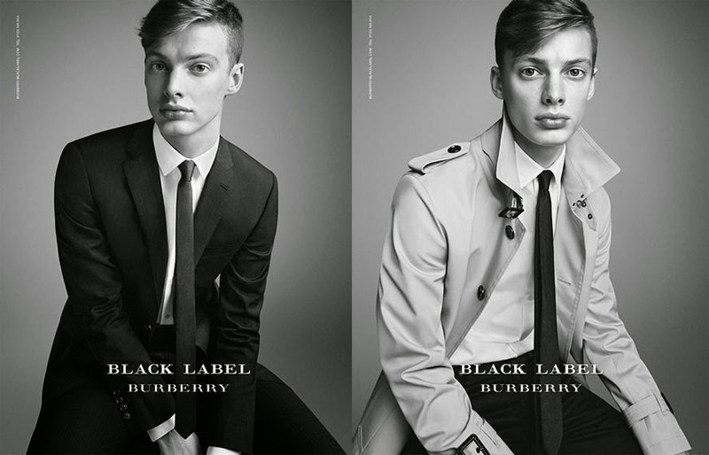 Burberry Black Label Spring Summer 2015 Campaign-3