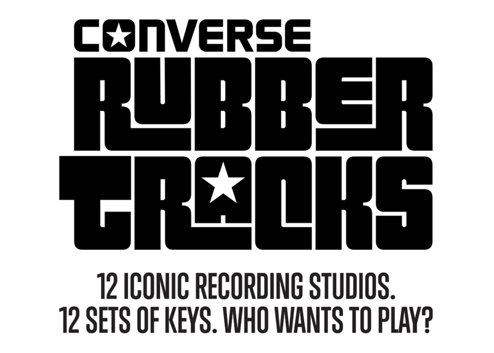 Convers Rubber tracks Global ICONIC STUDIOS