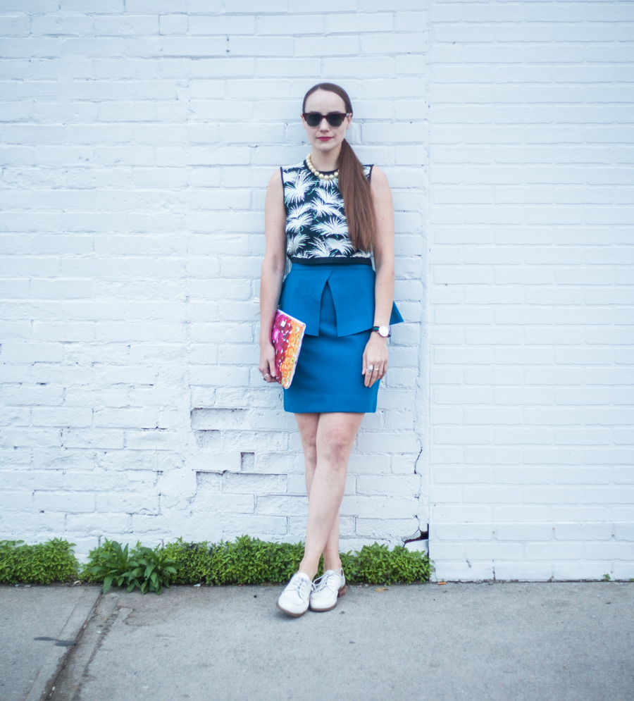 What I Wore Casual Spring Sophistication-4