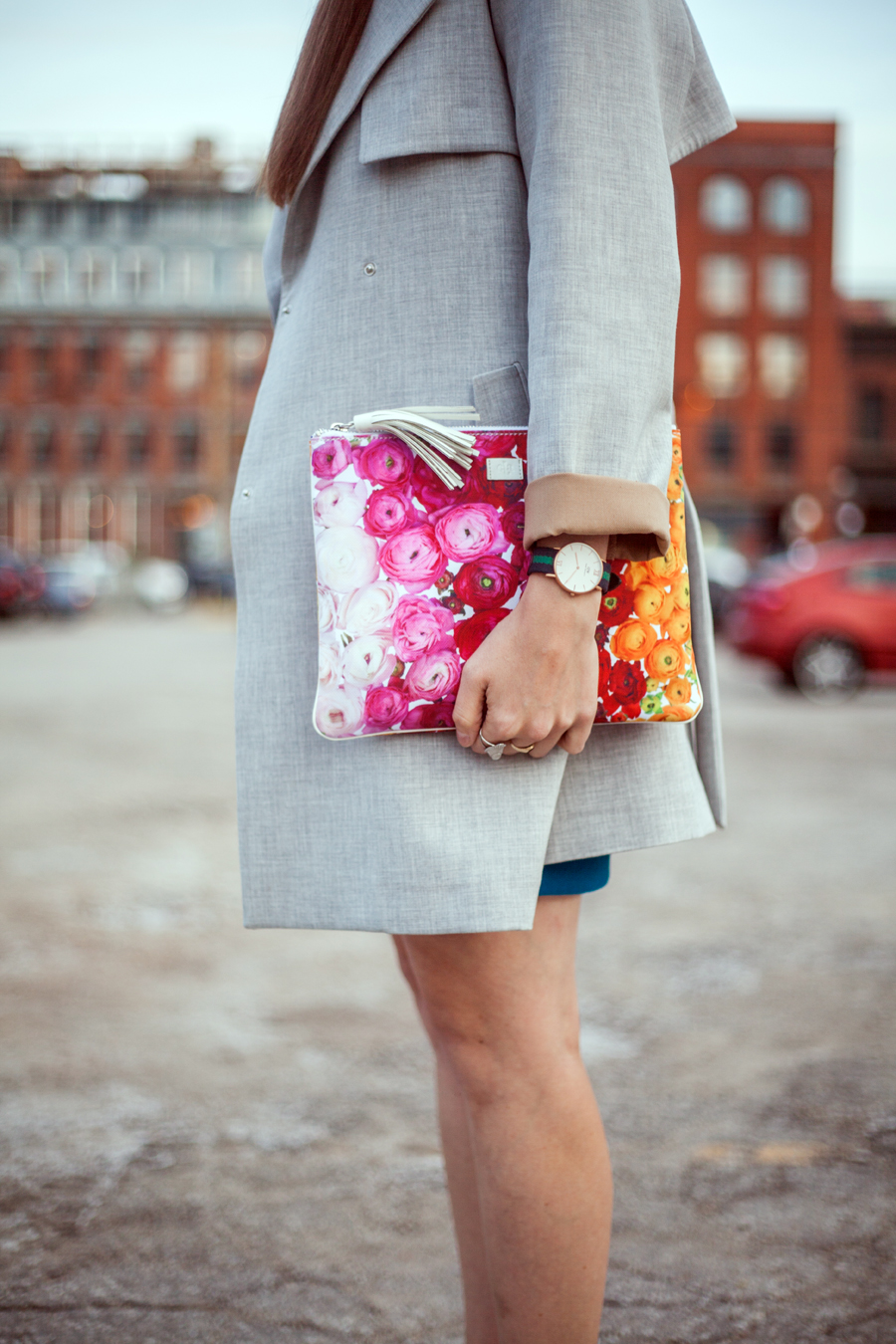 What I Wore Casual Spring Sophistication Ela Bag