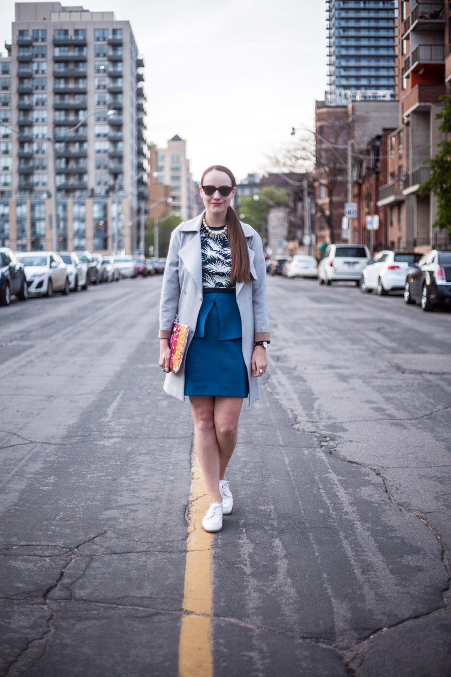 What I Wore Casual Spring Sophistication