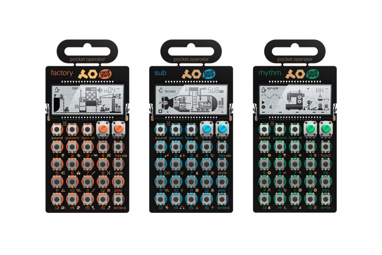 Cheap Monday Pocket Operators Micro Synthesizers