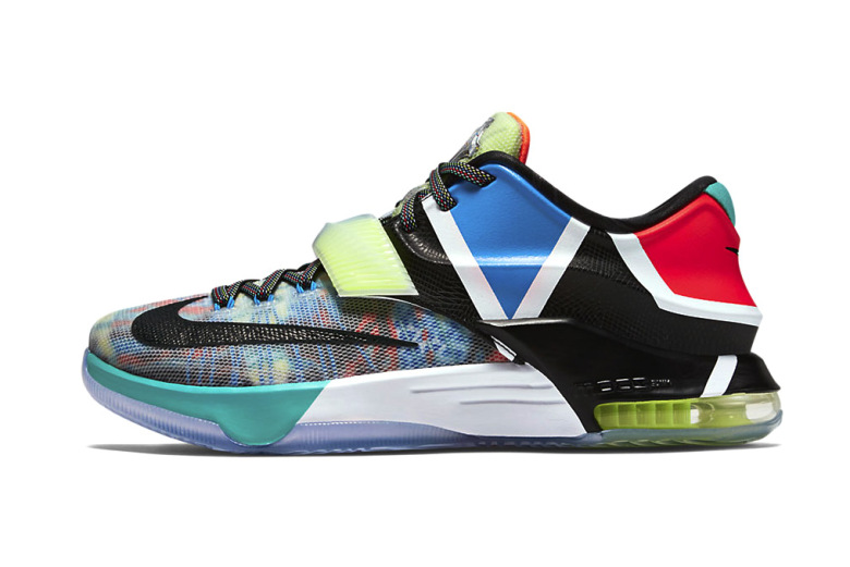 Nike KD 7 What The