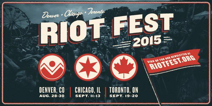Riot Fest 2015