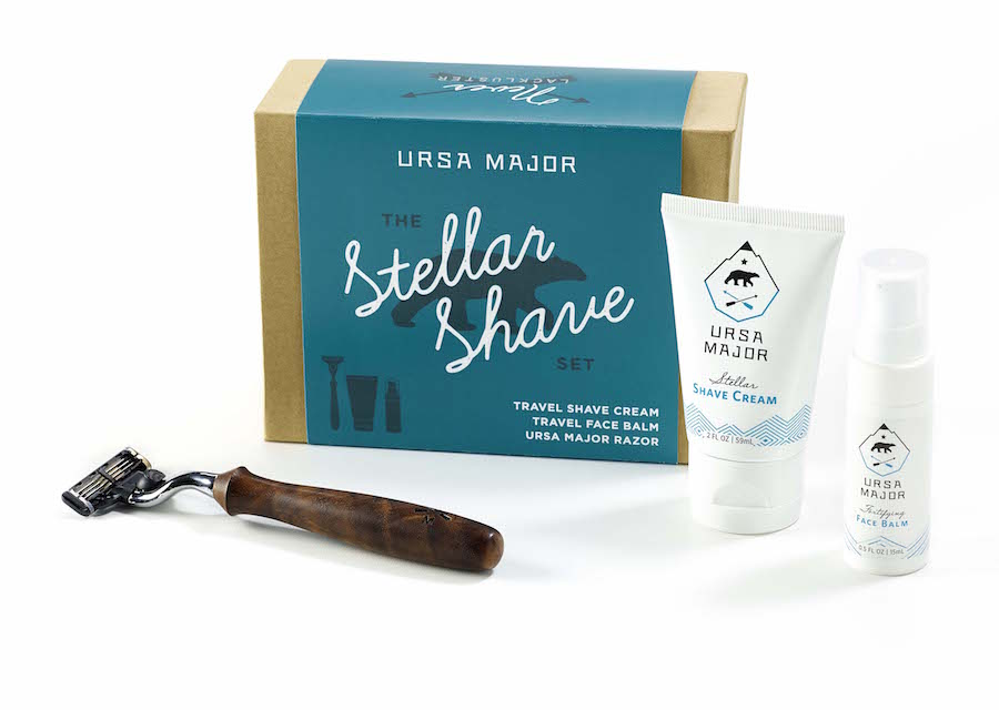Ursa Major Shave Set