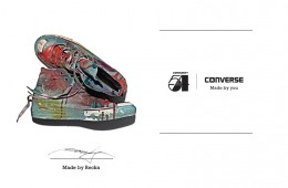 Converse x Community 54 Made By You