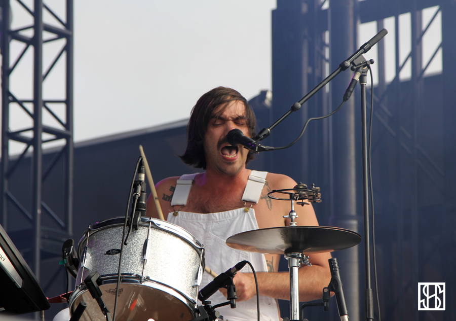 Death From Above 1979 Gov Ball 2015-2