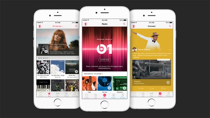 Apple Unveils Apple Music Beats 1