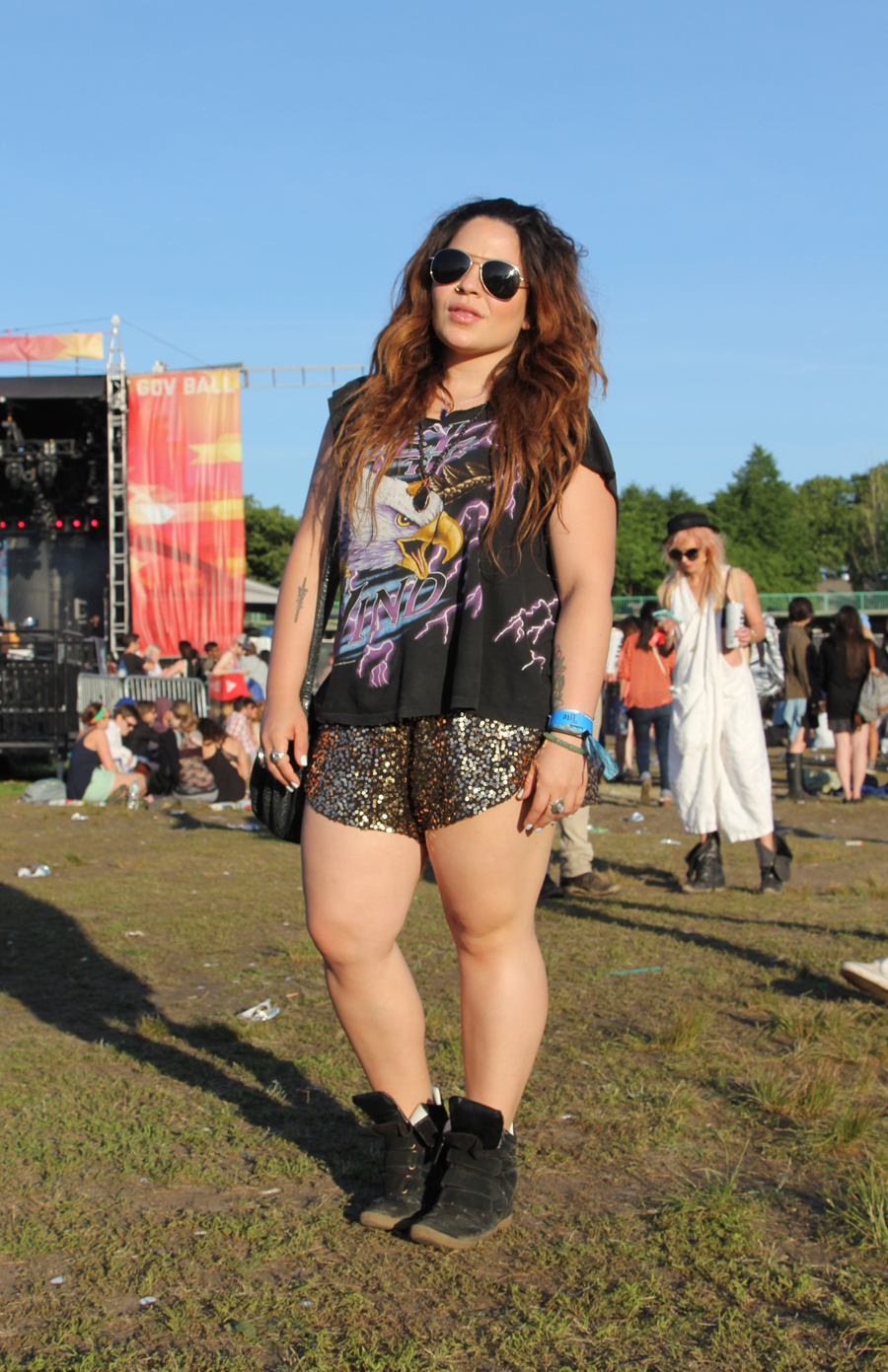 Governors Ball 2015 Street Style-41