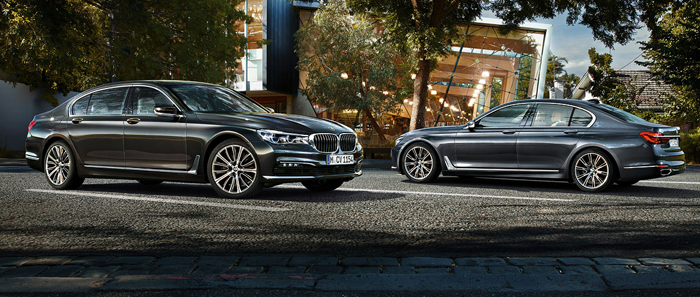BMW Introuces the 2016 7-Series Sedan