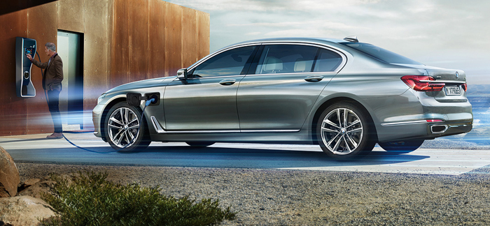 BMW Introuces the 2016 7-Series refuel