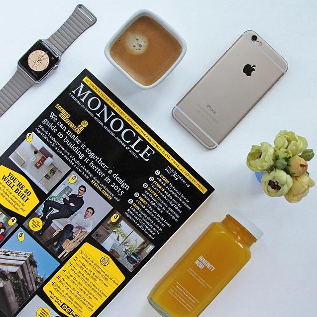 Apple Watch + Lifestyle